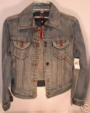Buffalo Jeans Jean Jacket Denim Jacky Small Petite NWT