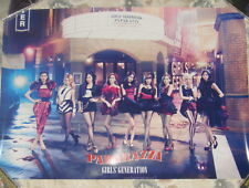 Girls' Generation PAPARAZZI 2012 Japan Promo Poster