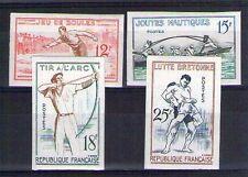 FRANCE n° 1161/1164 neuf sans charnière - non dentelé