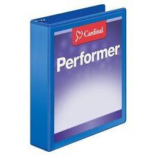 """Cardinal Performer ClearVue 1-1/2"""" View Binders - 67326"""