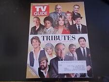 Farrah Fawcett, Michael Jackson, Julie Benz - TV Guide Magazine 2009