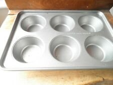 Muffin tin, 6 hole, non stick