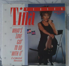 "12""  TINA TURNER    ***  WHAT´S LOVE GOT TO DO WITH IT  ** EXTENDED VERSION 5:43"