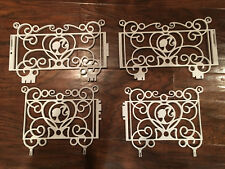 BARBIE/MATTEL 2012 2013 GLAM VACATION HOUSE replacement balcony curly railing