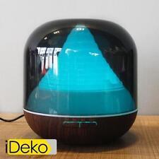 Diffuseur huiles essentielles LED arôme Humidificateur d'air Ultrasonique