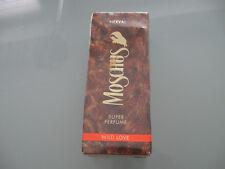 Nerval, Moschus - Wild Love 10ml Flakon- Vintage - NEU