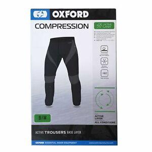 Oxford Motorrad Kompression Unterhosen Hose