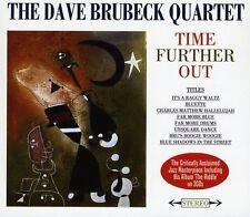Dave Brubeck, Dave Brubeck Quartet - Time Further Out [New CD] UK - Import