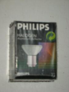 20W 12V ALUMINUM REFLECTOR HALOGEN BULB, PHILIPS # 6435/FR (made in Germany)