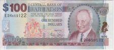 BARBADOS BANKNOTE P. 71a 100 DOLLARS 1.5.2007, UNC WE COMBINE