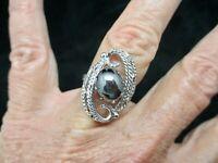 "Vintage Sarah Coventry ""Ebb Tide"" 1971 Ring Adjustable"
