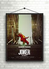 Joker Stairs Joaquin Phoenix Large Movie Poster Art Print A0 A1 A2 A3 A4 Maxi