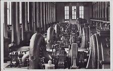 uralte AK, Maschinenhalle des Walchensee-Werkes, 8 Turbinen von 168 000 PS