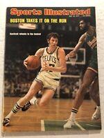 1974 Sports Illustrated BOSTON CELTICS Bucks John HAVLICEK NBA Finals NEWSSTAND