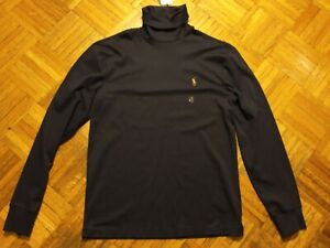 Polo Ralph Lauren logo turtleneck, new with tags