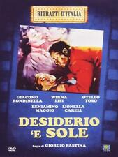 Dvd Desiderio E Sole - (1954) (Slipcase) .....NUOVO