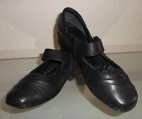 JENNY BY ARA Damen Schuhe, schwarz, Größe 6 (39), TOP Zustand!