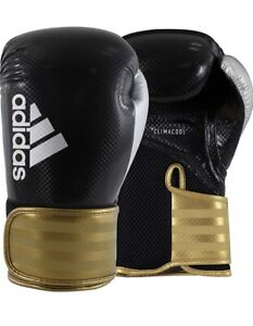 Adidas Hybrid 65 Boxing and Kickboxing Gloves for Women & Men Size 12 Oz