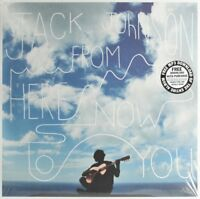 Jack Johnson, From Here To Now To You  Vinyl Record/LP *NEW*