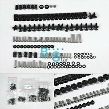 Fairing Bolt Kit Fasteners Nuts Screw for Yamaha YZF-R1 YZFR1 2004-2006 O2 BS