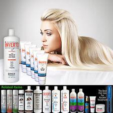 Formaldehyde Free Complex Global Brazilian Keratin Hair Treatment 1000ml Inverto
