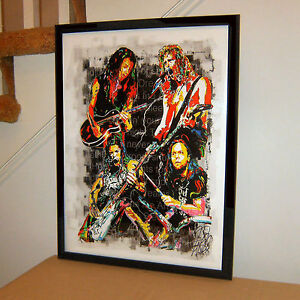 Metallica Heavy Metal Hard Rock Music Poster Print Wall Art 18x24