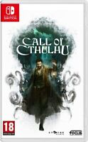 Call of Cthulhu For Nintendo Switch (New & Sealed)