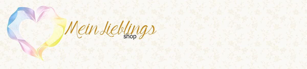 Mein Lieblings shop