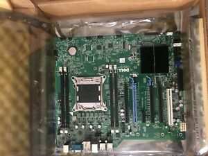 NEW REAL-DEAL Dell Precision T3600 Wrkst. Motherboard Xeon E5-1620 16GB MNPJ9