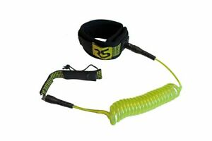 NEW Rave_02681 SUP Leg Leash with Comfort Pressure Relief Ankles Wraps