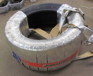 NOS Ferrari Testarossa Rear Tire Bridgestone Potenza RE71 255/50ZR16 Correct