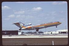 Orig 35mm airline slide Aviateca 727-100 [0092]