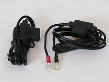 Motorcycle Battery Tender Quick Connect Harness For Deltran Chargers (set of 2)