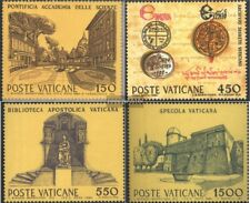 Vatican 848-851 (complete issue) unmounted mint / never hinged 1984 Science