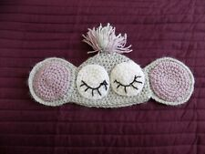 newborn crocheted hat photographic prop