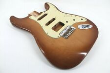 MJT Official Custom Vintage Age Nitro Guitar Body By Mark Jenny VTS Honey Burst