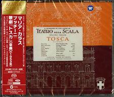 MARIA CALLAS-PUCCINI: TOSCA-JAPAN 2 SACD HYBRID K81