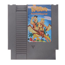 The Flintstones 2 - The Surprise at Dinosaur Peak 72 Pin 8 Bit Game and PAL