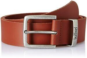 Levi's Men's Genuine Leather Logo Buckle Belt 38016-0022  Size 95/38