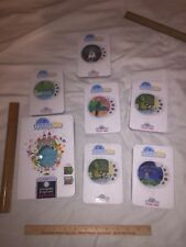 Lot Moonlite Storybook Magical Projector SmartPhone 2 Story Reels + 6 Extra Reel