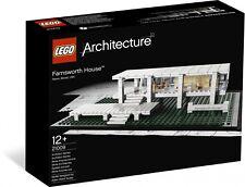LEGO® Architecture 21009 Farnsworth House NEU OVP _NEW MISB NRFB
