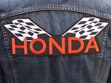 GRAND ECUSSON PATCH THERMOCOLLANT aufnaher toppa / HONDA moto motard motogp