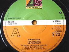 "Leif Garrett-Surfin 'USA 7"" Vinilo"