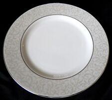 MIKASA CHINA PARCHMENT WHITE CHOP PLATE/SERVING PLATTER THAILAND NEW