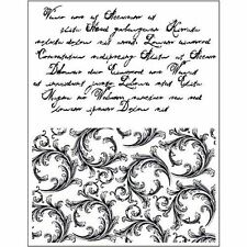 Viva decor Clear Stamps-Lettres & embellissements - 006-Background-Neuf