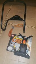 job lot of exercise equipment,6 min abs, sit up roll bar, thigh shaper