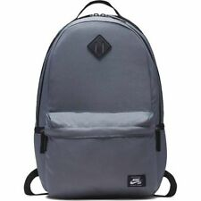 Nike Icon Backpack 26 Litre Size Medium Grey Gym School Bag