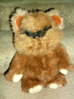 "Vintage Kenner 1983 Wicket The Ewok Star Wars Stuffed Plush Toy 16""  VERY CLEAN"