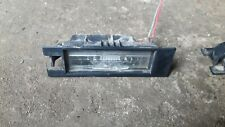 VAUXHALL ASTRA H MK5 NUMBER PLATE LIGHT UNIT