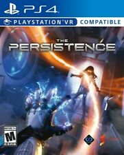The Persistence for PlayStation 4 [New Video Game] PS 4